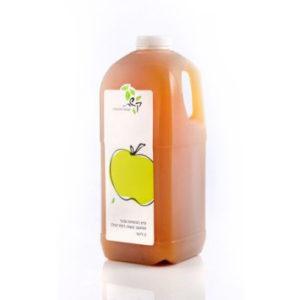 מיץ תפוחים טבעי קפוא